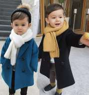 Korean version coat coat