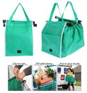 Eco-Friendly Foldable Reusable Shop Handbag