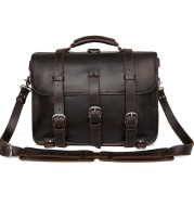 Crazy Horse Leather Tote