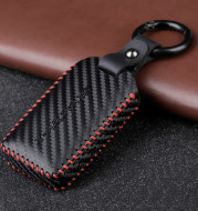 Car leather key case