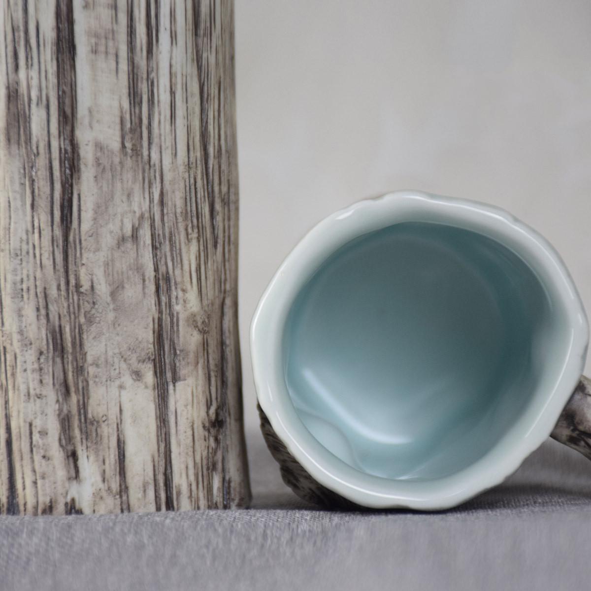 Hot bark mugs,business gifts