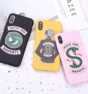 All-inclusive painted phone case