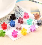 Flower mini hairpin