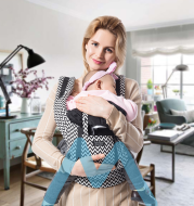 Universal multifunctional baby carrier