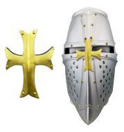 Ares armor helmet