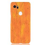 Vintage veneer wood grain phone case