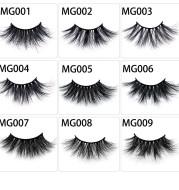 25MM mink false eyelashes