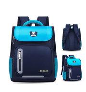 Elementary school space schoolbag