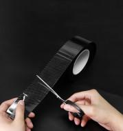 Automobile self-adhesive anti-collision decorative strip