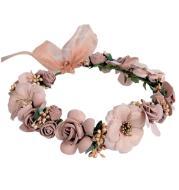 Wedding Garland Flower Crown