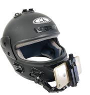Camera bracket motorcycle helmet