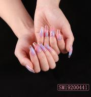 Long ballet fake fingernail