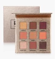 9 color matte eyeshadow palette