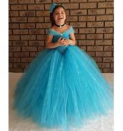 Mermaid princess dress