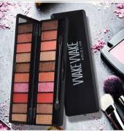 Pearlescent matte waterproof eyeshadow palette