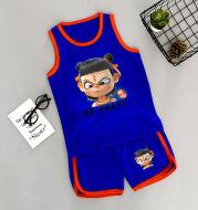 Boy's vest suit