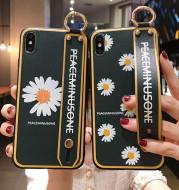 Small daisy tpu phone case