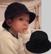 Children's fisherman hat all-match basin hat