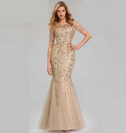 Temperament Mermaid Dress