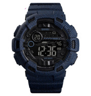 Camouflage sports electronic watch