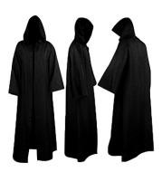 Halloween Costume Black Robe