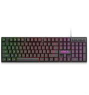 USB wired luminous keyboard
