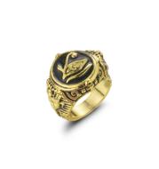 Eye of Horus Ring of Egyptian Pharaoh