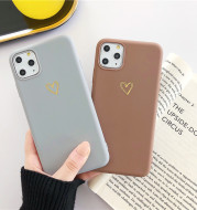 Hand painted love phone case