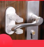 Multifunctional Baby Door Handle Lock