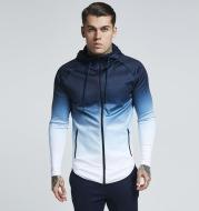 Slim-fit stretch cardigan top