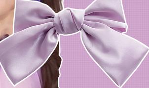 Bow hair accessories