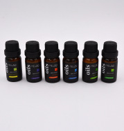 Sweet orange mint eucalyptus essential oil set