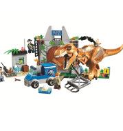Bole dinosaur building block toy