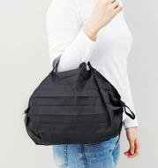 Mini Reusable Compact Grocery Bags Lightweight Foldable Tote Shopping Handbag Waterproof Eco-Friendly Shoulder Bag