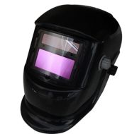 Fully automatic darkening welding protective mask