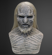Halloween The White Walkers Cosplay Mask Costume Props