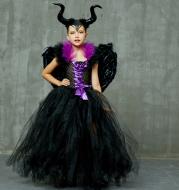 Halloween Children Dress Costume