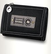 Multifunctional folding cloth wallet
