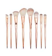 4/8 makeup brush set