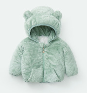 2021 new baby winter padded jacket cotton jacket