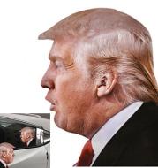 2021 Trump Car Sticker