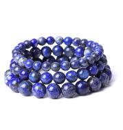 Natural stone turquoise bracelet