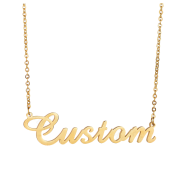 Customize Necklace, Ring, Ear Nails