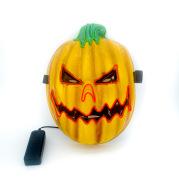 Cold Light Scary Pumpkin Headgear