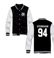 Cheer up playing song clothing autumn and winter jacket