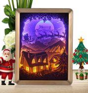 Custom LED Christmas Night Light