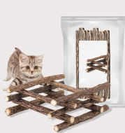 Natural Pet Cat Snacks Sticks Cleaning Tooth Catnip
