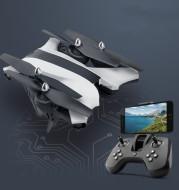 Folding drone remote control