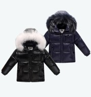 Boys clothes jackets winter down jackets for boys suits