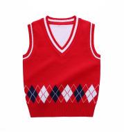 School uniform vest vest